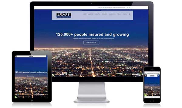Focus Insurance Rebrand
